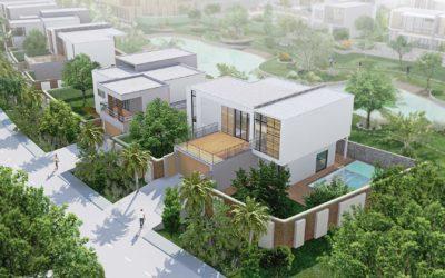 Residence Tropicana – Nouveaux visuels du projet