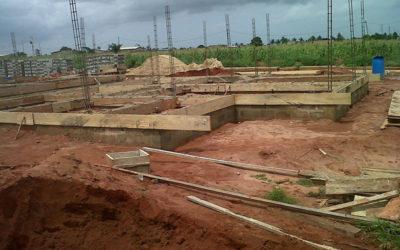 La Cité des Anges – Avancement chantier Juillet 2015