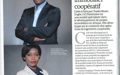 CCI Patrimoine Group – Article Forbes Afrique Mars 2017