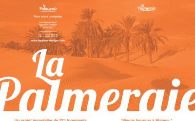 La Palmeraie – Nouvelle Plaquette commerciale