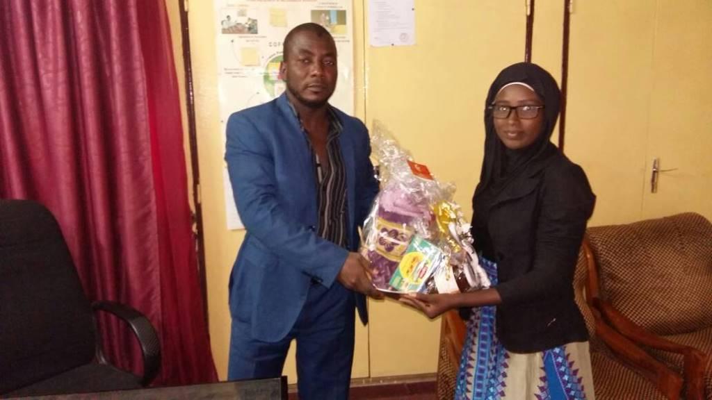 Chef de cabinet du Gouverneur de la ville de Niamey
