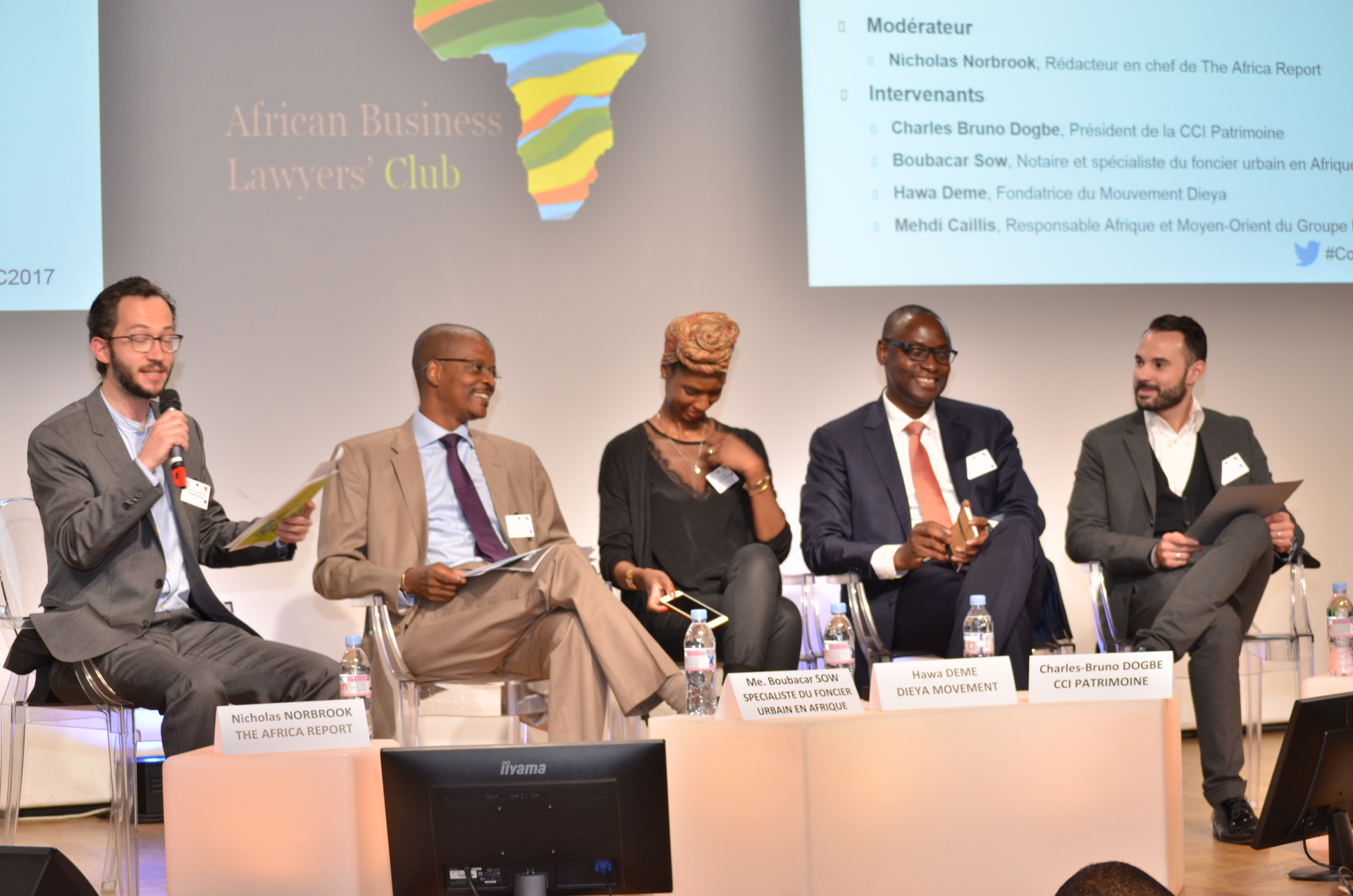 African business lawyer club